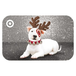 target puppy gift card