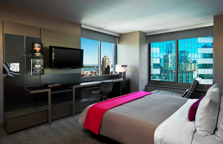 W Hotel BabyMoon Packages in NYC