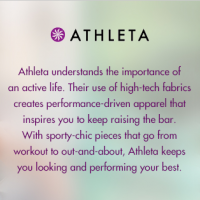 Hurry! Athleta Sale on Zulily