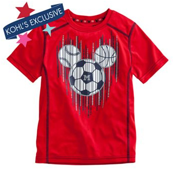 Disney collection at Kohl's