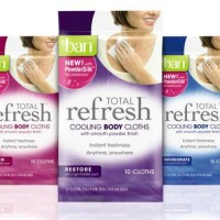 ATC Favorite: Ban Refresh Cooling Cloths