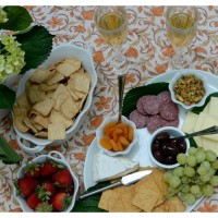 Chic Picnic with Wheat Thins Popped Chips