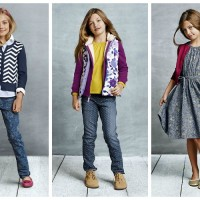 Fashion Friday: Lands' End for Back to School