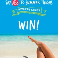 Say Hi to Summer Thighs with CoolSculpting *GIVEAWAY*