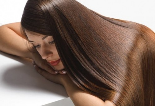 Natural-ways-to-get-silky-long-hair-585x401