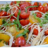 Summer Tomato Pasta