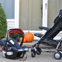 Urbini Stroller: Stroll Chic