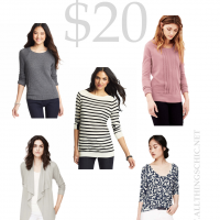 LOFT Sweaters for Under $20