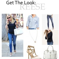 Reese Witherspoon get the look