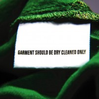 Don't Fear the Dry Clean Only Tag!