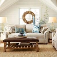 Pottery Barn Living Room for Less