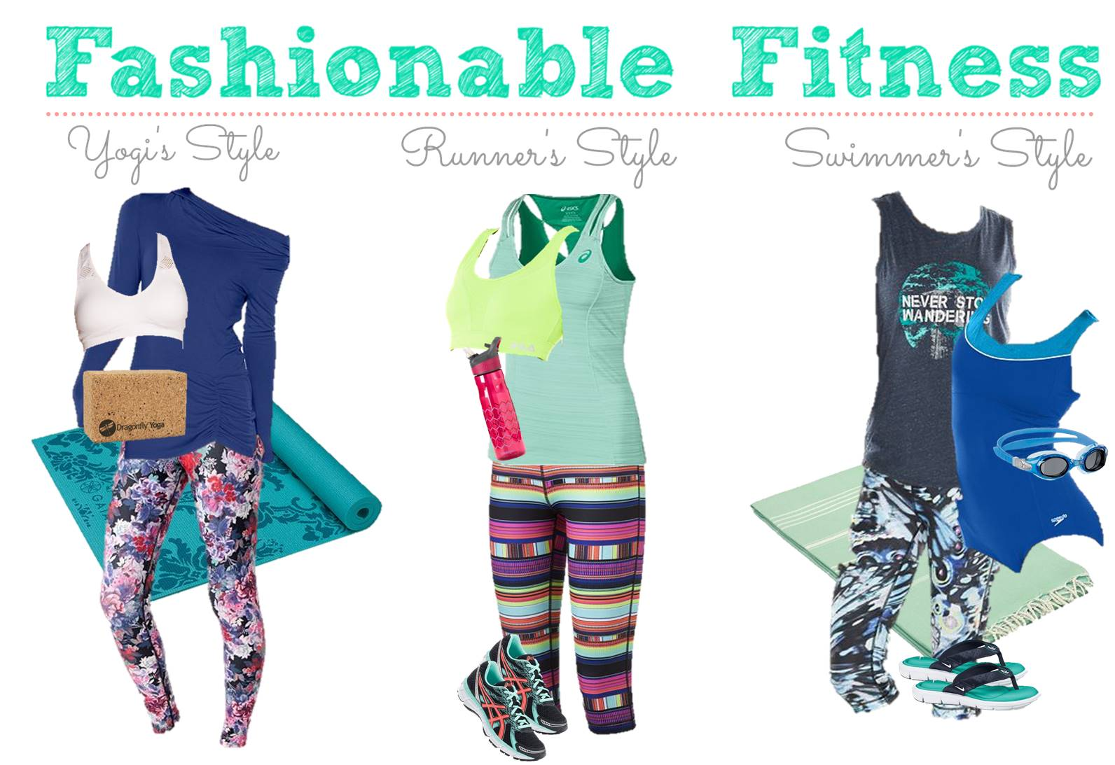 5.21 Fashionable Fitness Board ALL STYLES