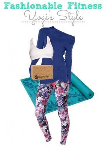 5.21 Fashionable Fitness Board YOGI STYLE