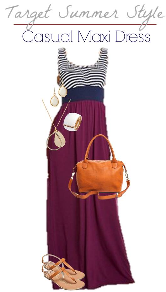 5.21 2 Target Summer Style - Casual Maxi