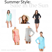 Summer Style: Sun Protective Clothing