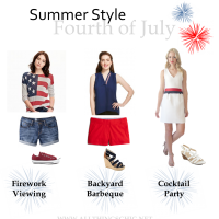 Summer Style: Fourth of July
