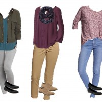 Mix & Match Style: Old Navy Fall Style