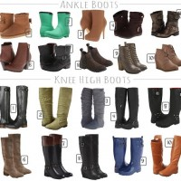 20 Fall Boots for Under $35