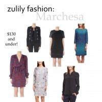 Marchesa's Debut on Zulily