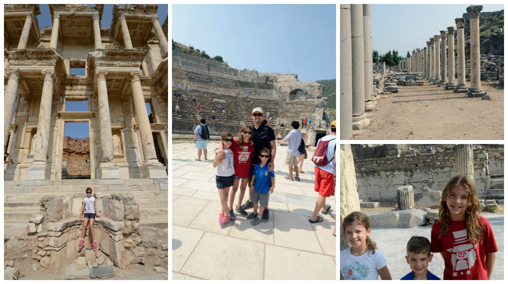 ATC in Ephesus Turkey