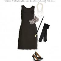 Wearable Everyday Halloween: Audrey Hepburn