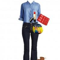 Wearable Everyday Halloween Costume: Rosie the Riveter
