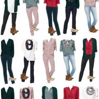 MIx & Match Fall Fashion: Loft