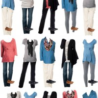 Mix & Match Fashion Board: Women's Maternity Kohl's Styles