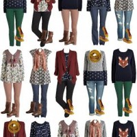 Mix & Match Women's Fall Styles With Modcloth