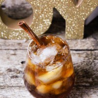 Drink This: Agave & Cinnamon Iced Coffee Cocktail