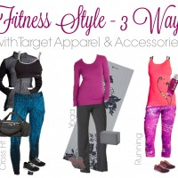 Fitness Style from Target – 3 Ways to Get Motivated!