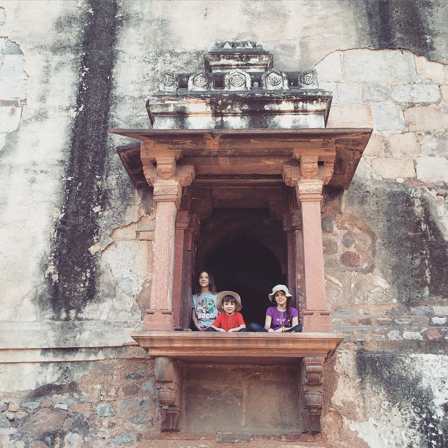 Tips for Traveling to India with Kids