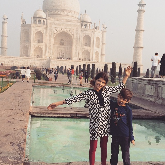 India with kids is worth it