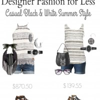 Boho Summer Outfit… For Less!
