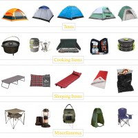 20 Camping Essentials Under $50