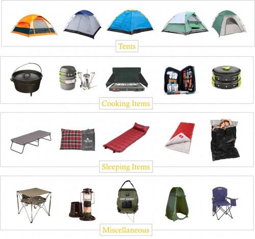 20 Camping Essentials Under $50