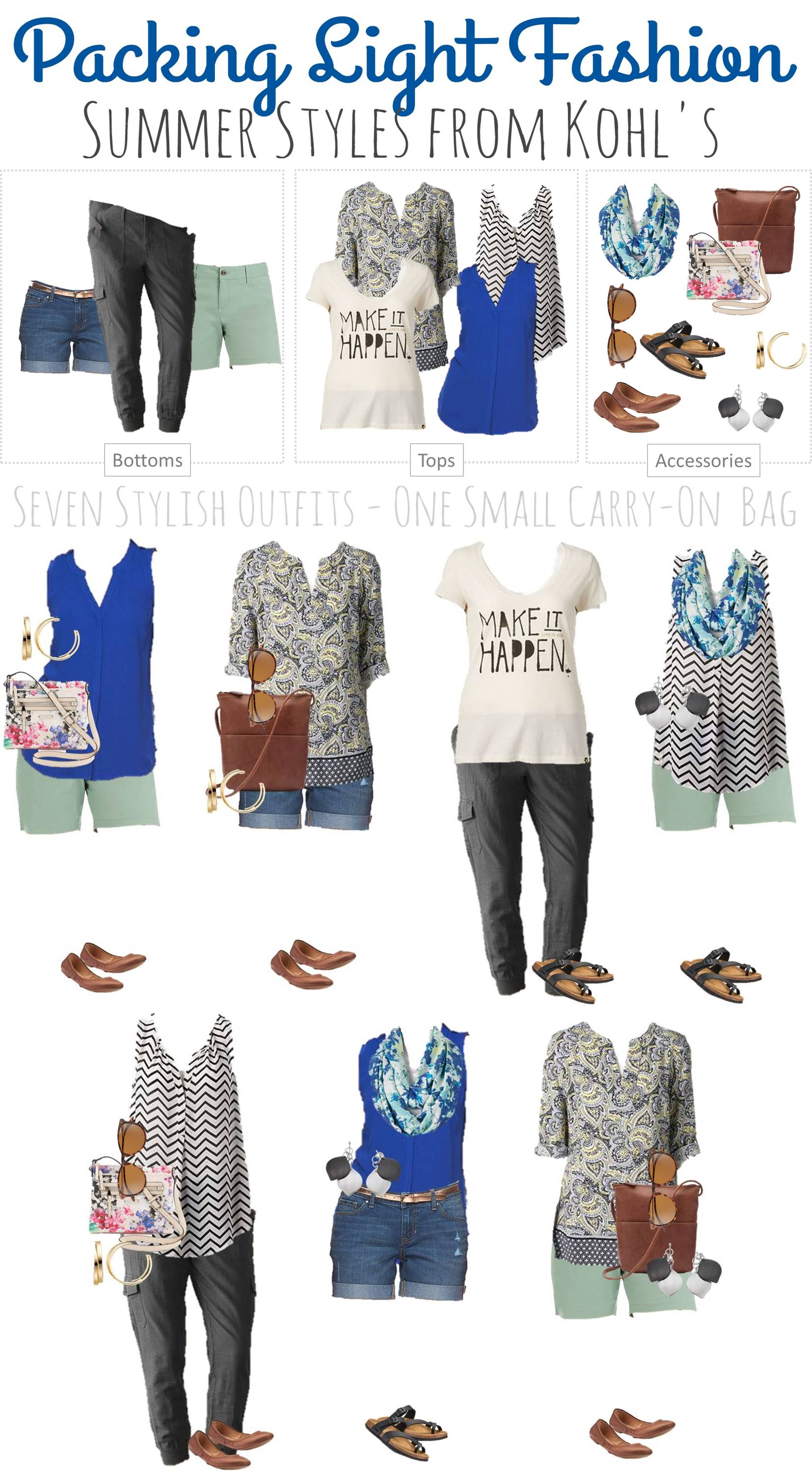 3.27 Packing Light Fashion Board - Summer Styles from Kohls VERTICAL