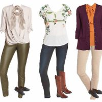 Mix and Match Style for Fall from Nordstrom