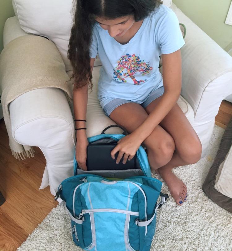 Back to School - Digital Backpack