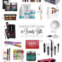 Gift Guide for Beauty Buffs