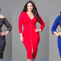 Best Plus Size Dresses For Different Body Types