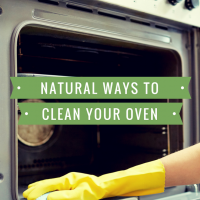 Natural Ways to Clean Your Oven