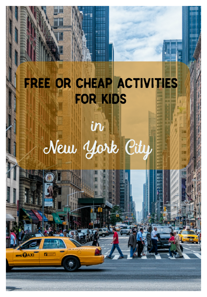 All things chic networkedblogs by ninua for Cheap attractions in new york city